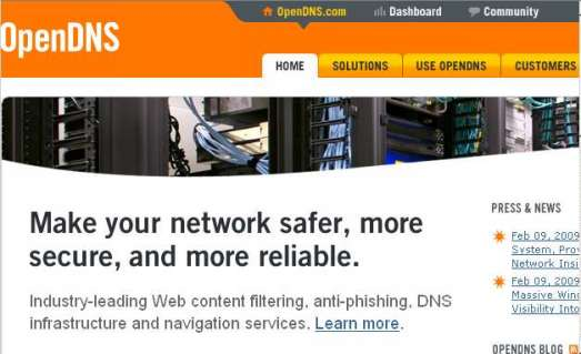 Opendns protection how-to