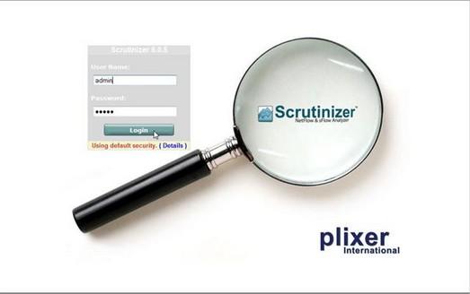 scrutinizer netflow analyzer