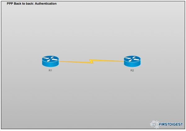Cisco PPP Authentication