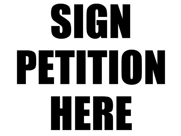 Sign Educational Petition