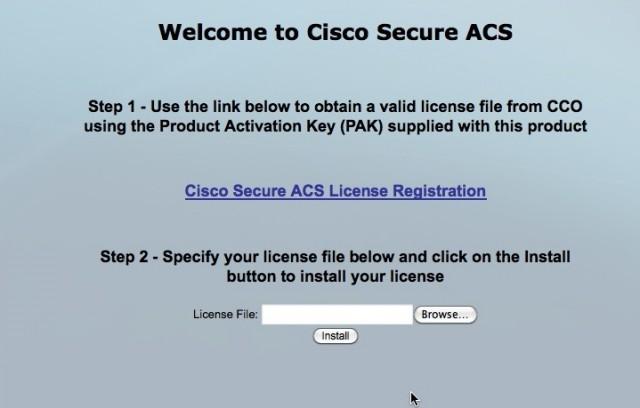 ACS License